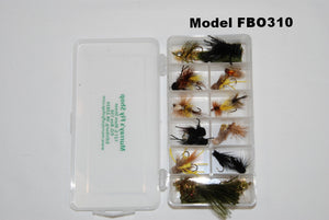 Anglers Fly Box