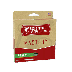 Mastery Bass Bug Fly Line