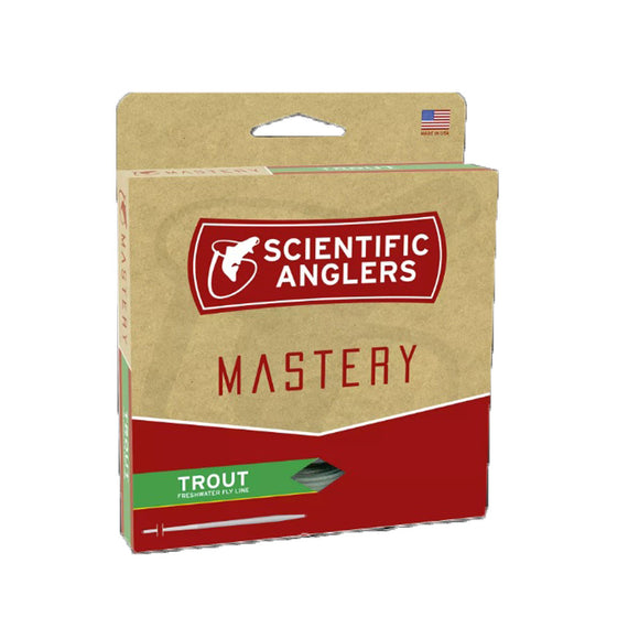 Scientifc Anglers Mastery Trout Fly Line