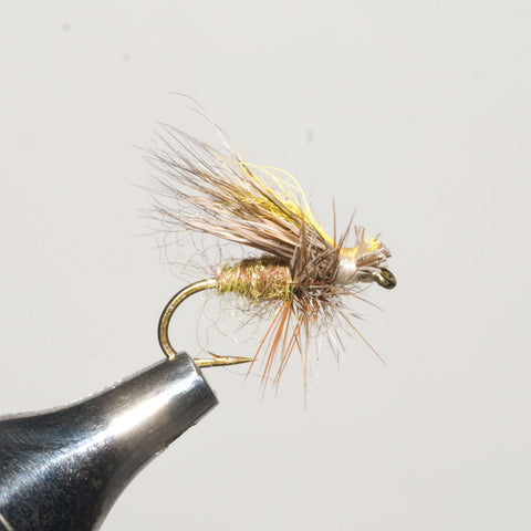 Tan Mr. Rapidan Delta Wing Caddis