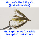 Mr. Rapidan Soft Hackle Nymph
