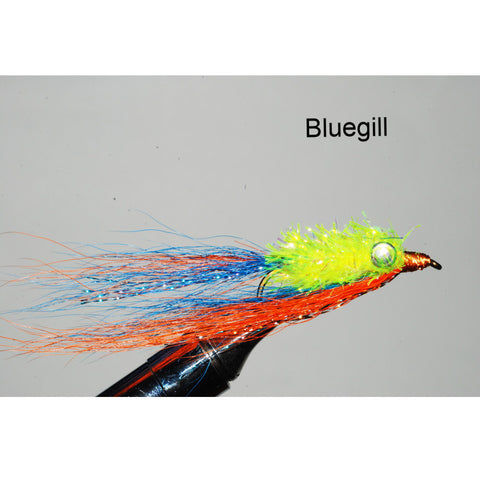 Murray's Magnum Streamer, Bluegill