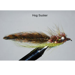 Harry Murray's Magnum Streamer Fly