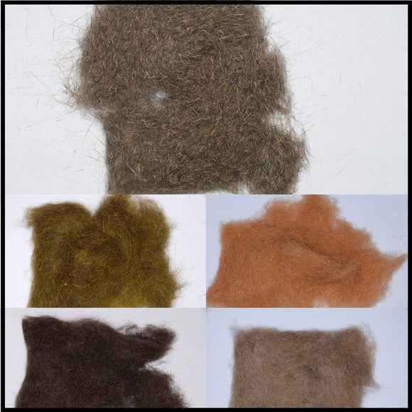 Natural Fur Blend