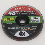 Orvis Super Strong Tippet Material 30m