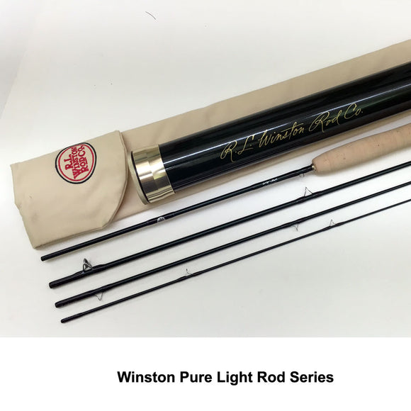 Winston Pure Light Line Series Rods