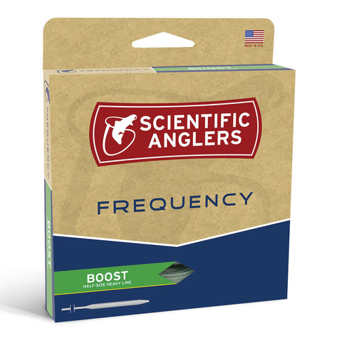 Scientific Anglers Frequency Boost Floating Fly Line