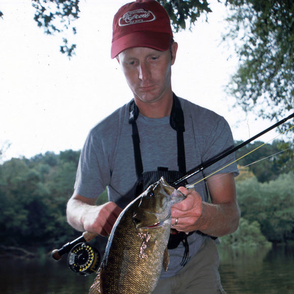 Smallmouth Fishing on the Shenandoah River