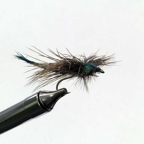Spent Wing Bass Dragonfly Dry