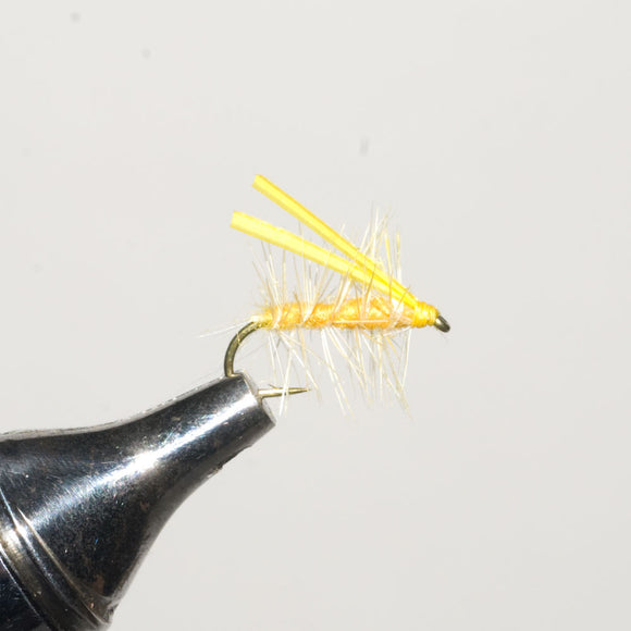 Harry Murray's Yellow Stonefly Dry Fly