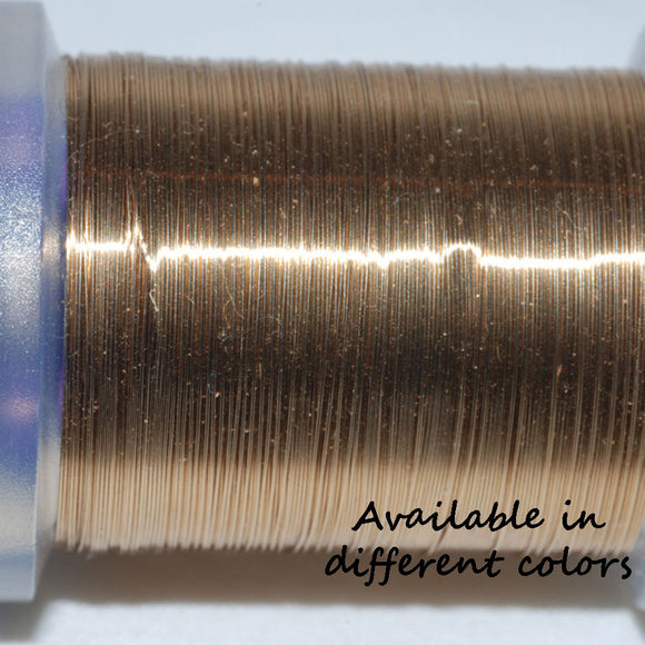 Fine Wire, Small for Fly Tying
