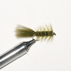 Woolly Bugger Fly Series