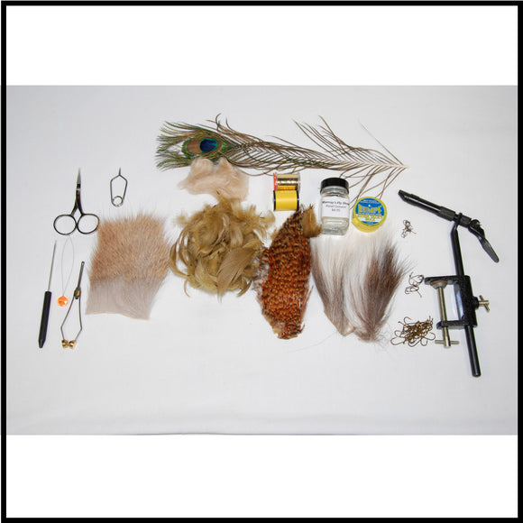 Murray's Basic Fly Tying Kit