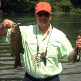 Smallmouth Bass Fly Fishing School