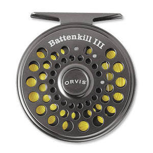 Orvis Battenkill Series Fly Fishing Reels