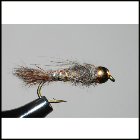 Bead Head Hares Ear Nymph - Murray's Fly Shop