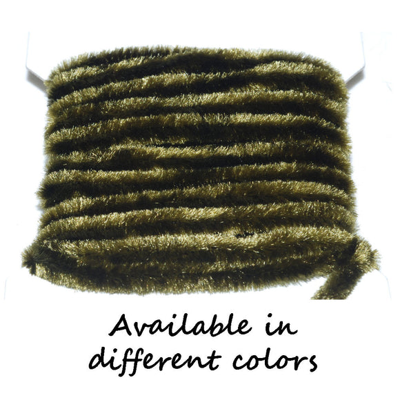 Chenille Fly Tying Material