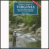 Flyfisher's Guide to Virginia Book Murray's Fly Shop