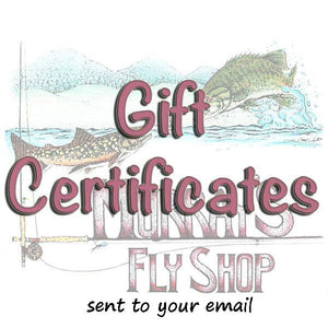 Murray's Fly Shop E-Gift Card