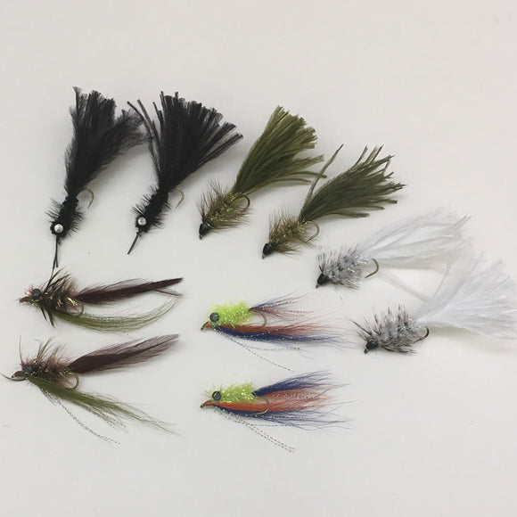 Murray's Heavy Bass Fly Assortment - Murray's Fly Shop