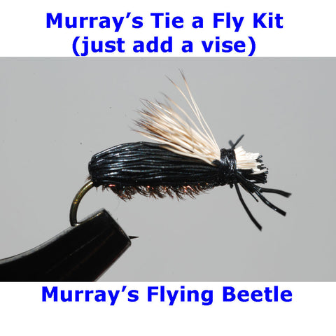Murray's Flying Beetle Fly Tying Kit