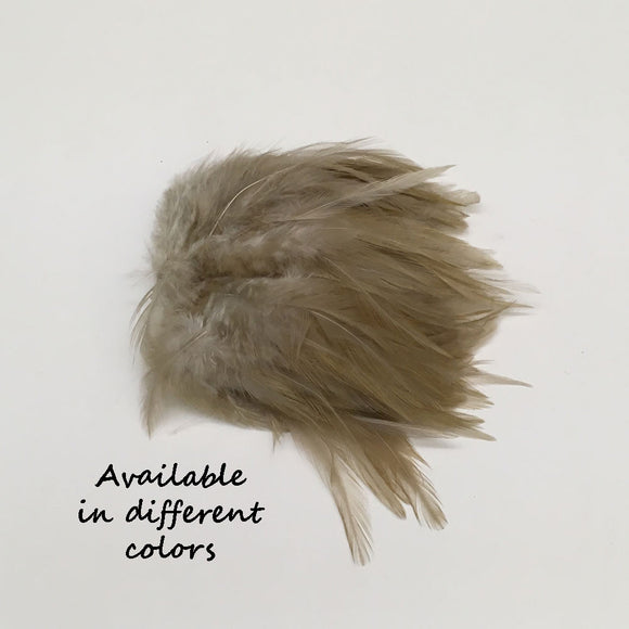 Select Saddle Hackle