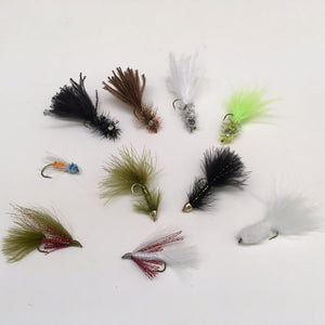 Murray's Shad Fly Assortment