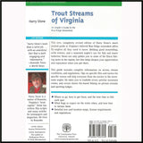 Trout Streams of Virginia Book Murray's Fly Shop