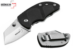 "Boker Plus CLB DW-2 1.6"" Compact Folding Knife - Chad Los Banos Design 01BO574"