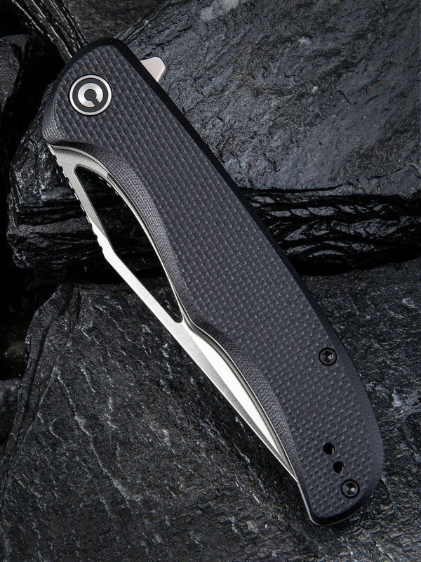 "Civivi Shredder 3.7"" D2 G-10 Folding Knife C912C"