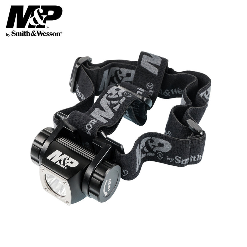 Smith & Wesson Delta Force HL-10 CREE XP-G2 R5 AAA 430 Lumens Headlamp Flashlight