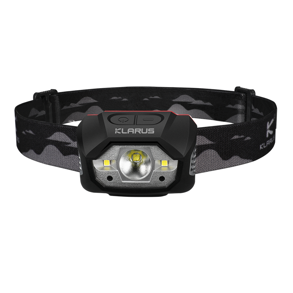 Klarus HM1 440LM Smart Sensing High-Output Rechargeable Headlamp Flashlight
