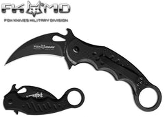 Fox FKMD Emerson Wave Folding Karambit Knife G10 Handle 479