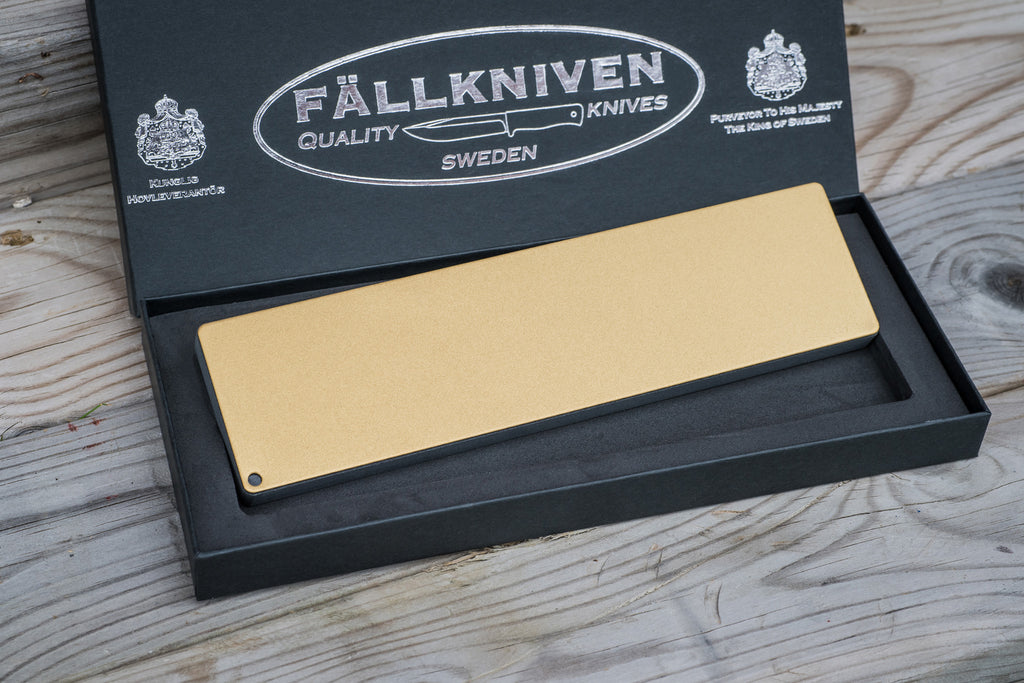 Fallkniven DC521 Diamond / Ceramic 22x210mm Benchstone with Box