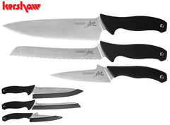 Kershaw Emerson 3-Piece Cook's Kitchen Knife Set 6100