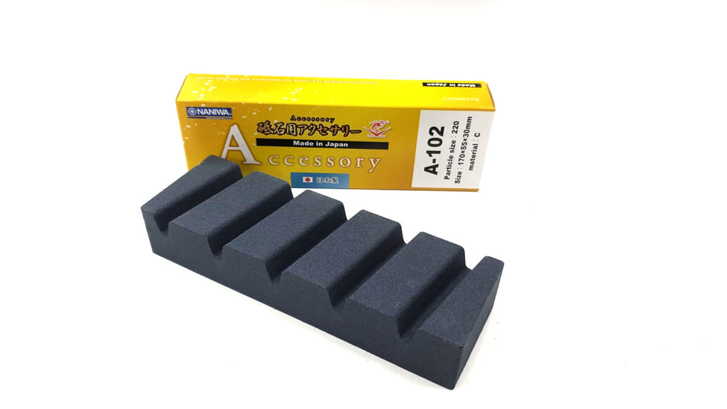 Naniwa A-102 Flattening Stone for Japanese Whetstones