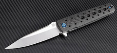 "Artisan Cutlery Virginia 3.94"" M390 Carbon Fiber Folding Knife"