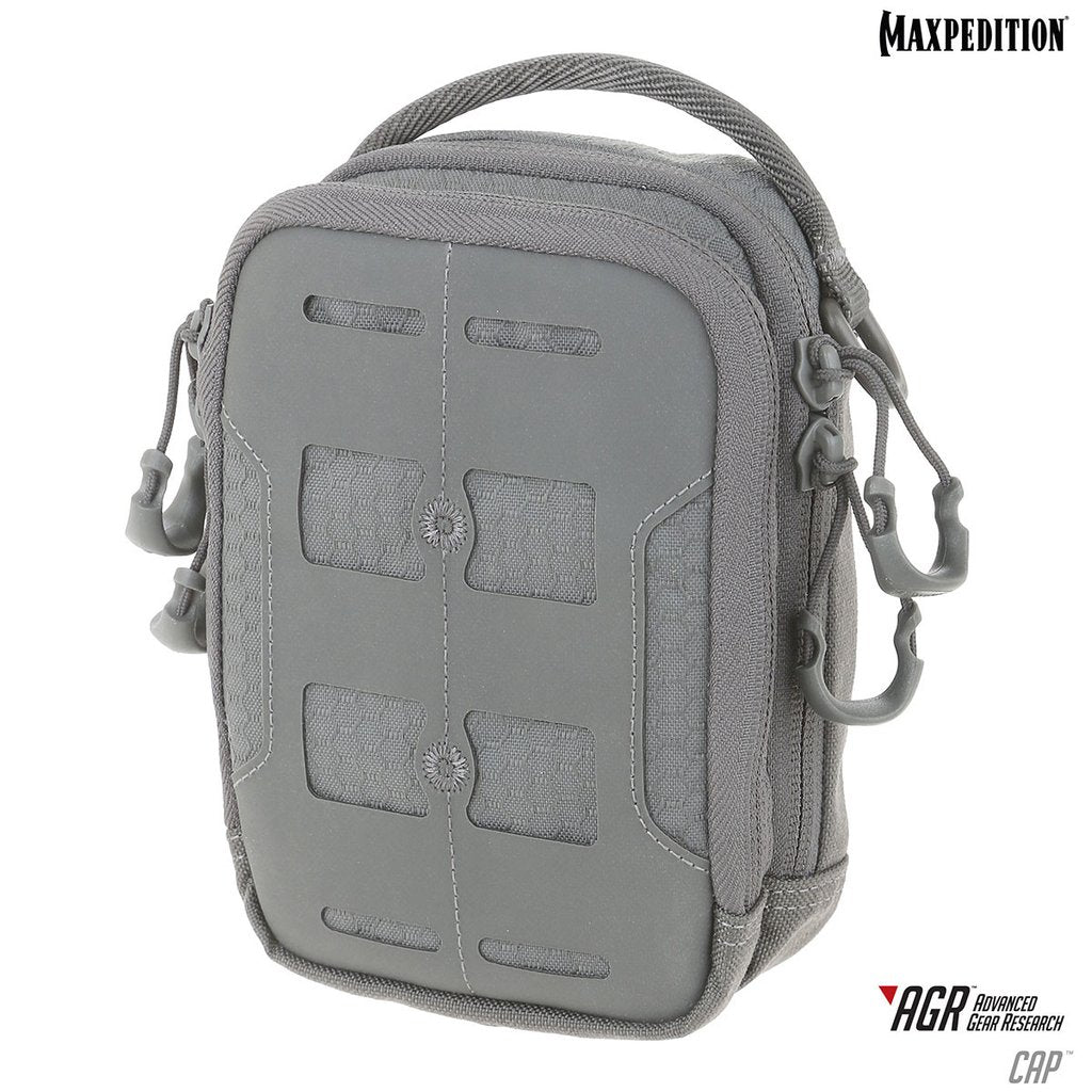 Maxpedition CAP Compact Admin Pouch Gray CAPGRY