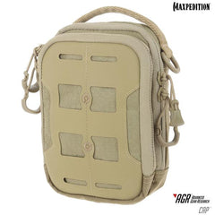 Maxpedition CAP Compact Admin Pouch Tan CAPTAN