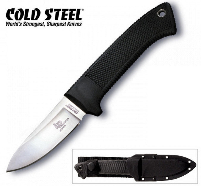 "Cold Steel Pendleton Hunter 3.5"" VG-1 Fixed Blade Knife 36LPSS - Made in Japan"