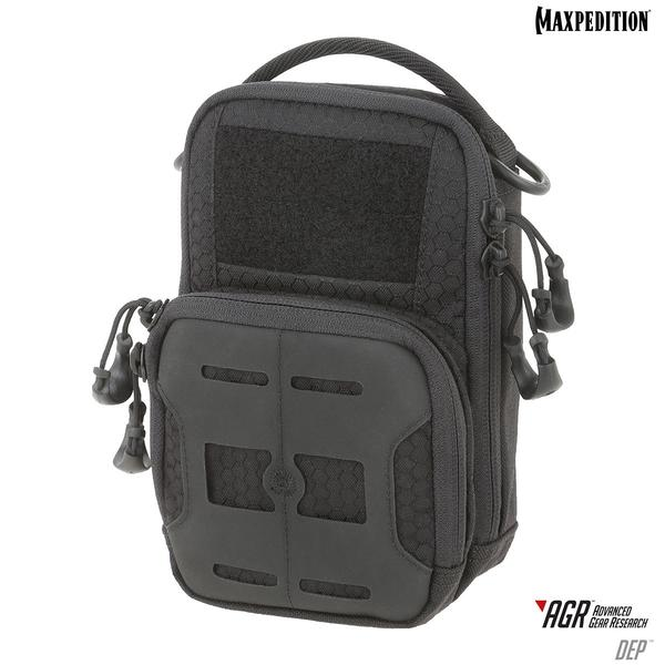 Maxpedition DEP Daily Essentials Pouch Black DEPBLK