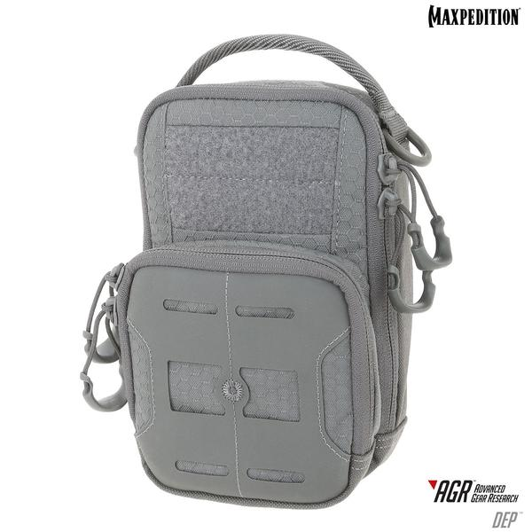 Maxpedition DEP Daily Essentials Pouch Gray DEPGRY