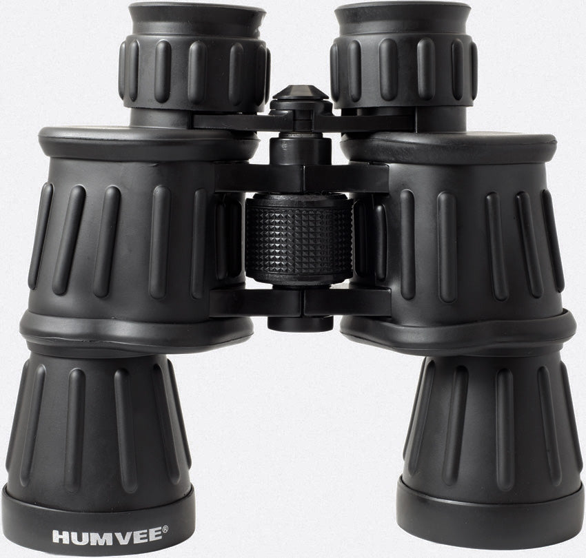 Humvee 10x50 Field Binoculars with Case