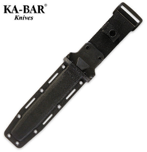 "KA-BAR Kydex Sheath - Fits all KA-BAR 7"" Blades 1216"