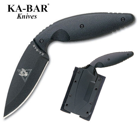 "KA-BAR TDI 3.7"" Law Enforcement Knife Fixed Blade Large 1482"
