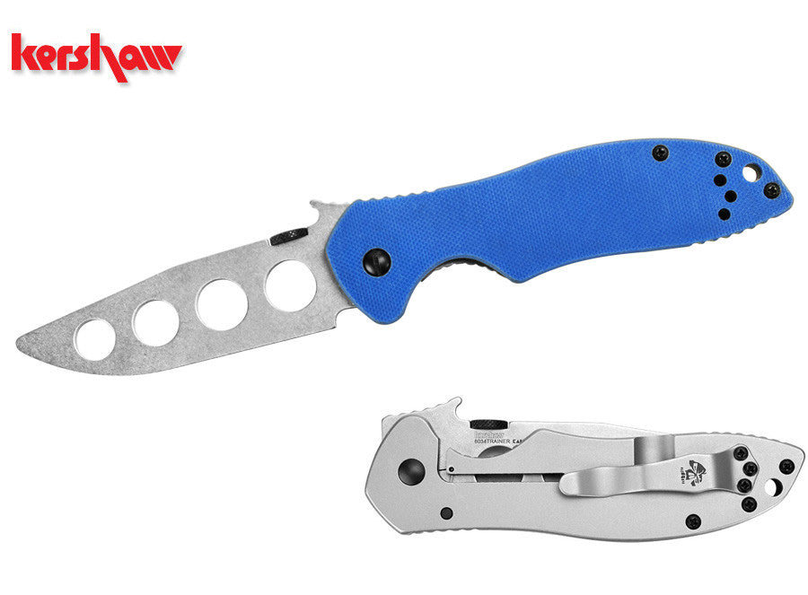 Kershaw Emerson E-TRAIN Folding Knife 6034TRAINER