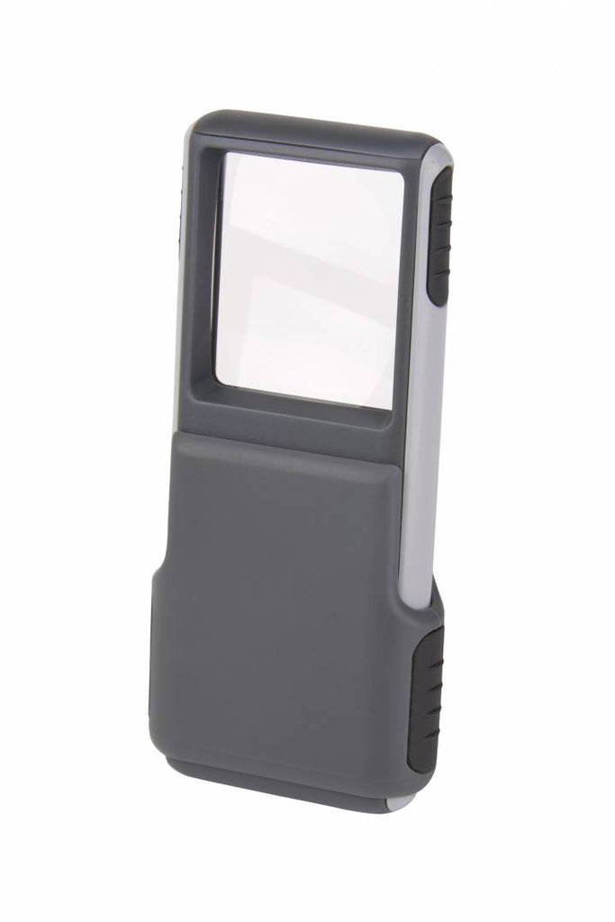 Carson MiniBrite 3x Slide-out Pocket Magnifier with Light PO-25