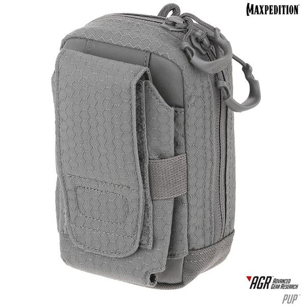 Maxpedition PUP Phone Utility Pouch Gray PUPGRY