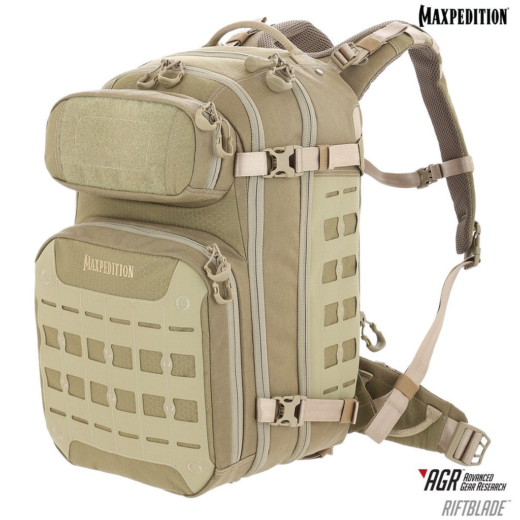 Maxpedition Riftblade 30L Tan Backpack RBDTAN