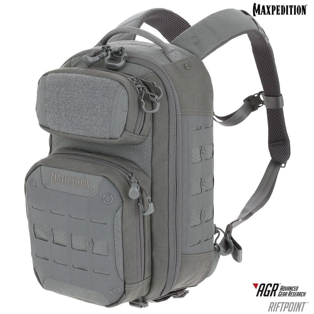 Maxpedition Riftpoint 15L Gray Backpack RPTGRY
